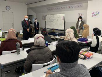 Permalink to: 介護技能実習生21名【入国後講習】卒業式